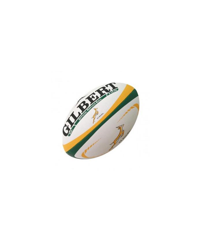 Ballon rugby midi Afrique du Sud Gilbert