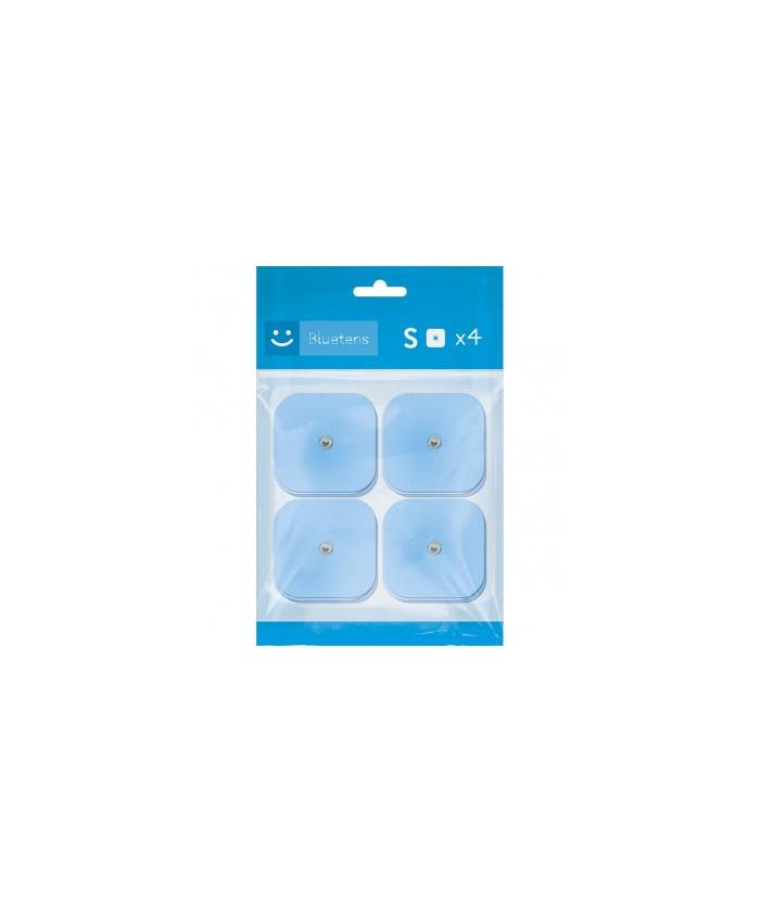 Pack de 4 Électrodes Bluepack S Bluetens