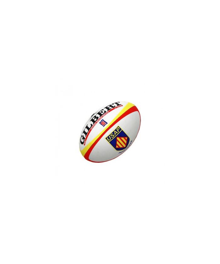 Mini ballon rugby USA Perpignan 18 Gilbert