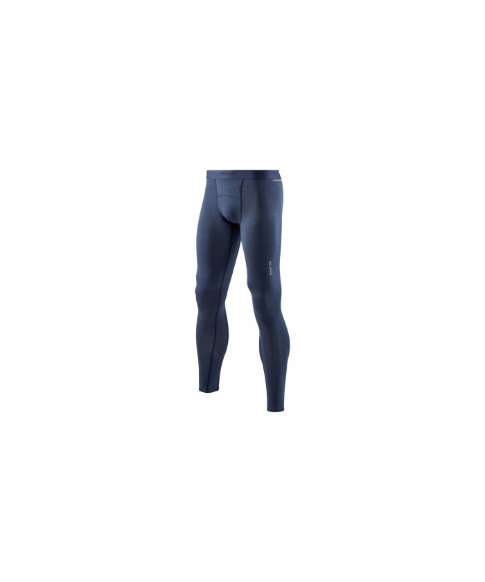 Legging homme DNAmic Sleep Recovery Long Tights Skins marine