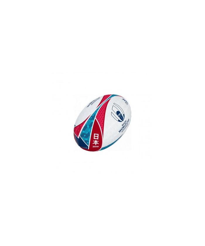 Mini ballon rugby supporter Generic RWC 2019 Gilbert