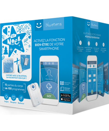 Pack Noël Electrostimulation Bluetens