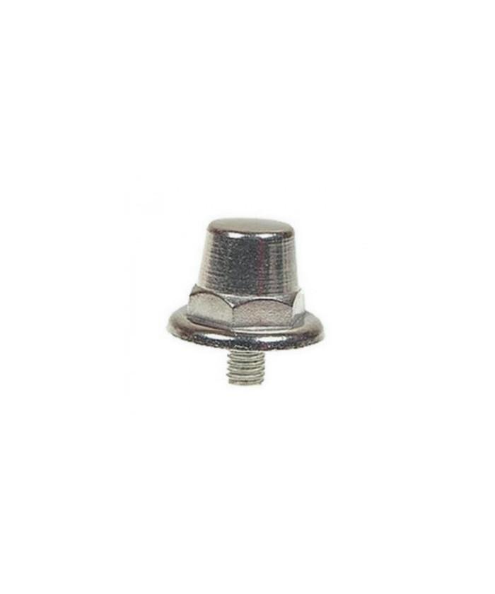 1 Crampon aluminium conique 13 mm Tremblay