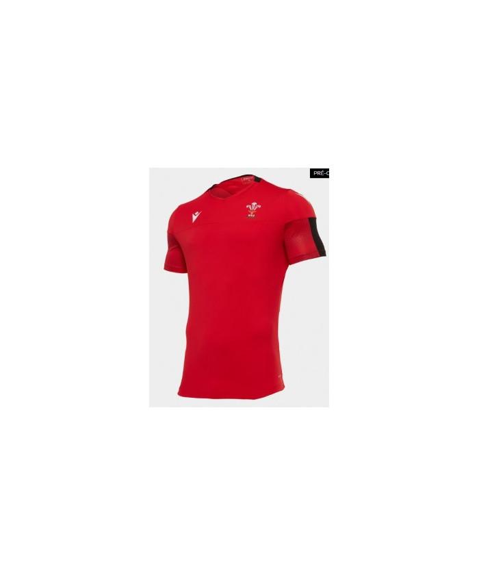 Wlaes training player poly dry shirt SR