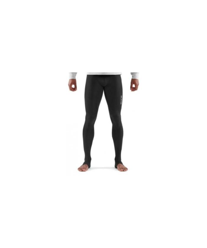Legging homme DNamic Elite Recovery Baselayer Long Tights Skins noir