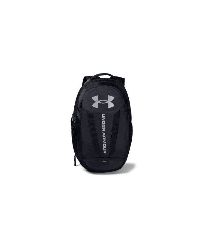 UA Hustle 5.0 Backpack-BLK