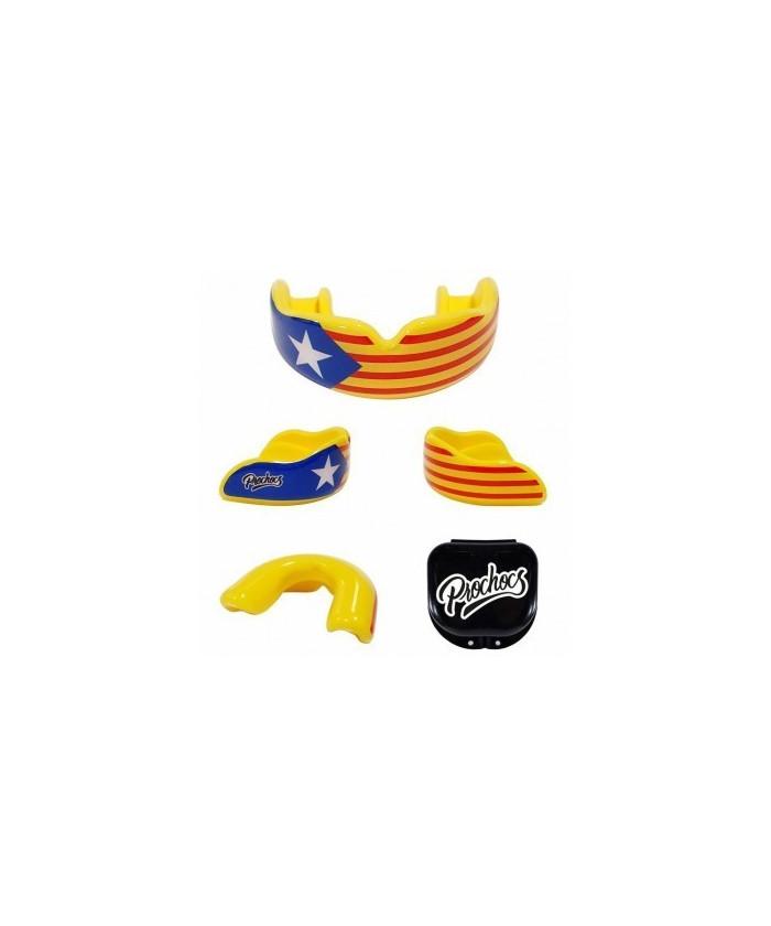 Protège dents PROCHOCS  Indépendance Catalan ENFANT