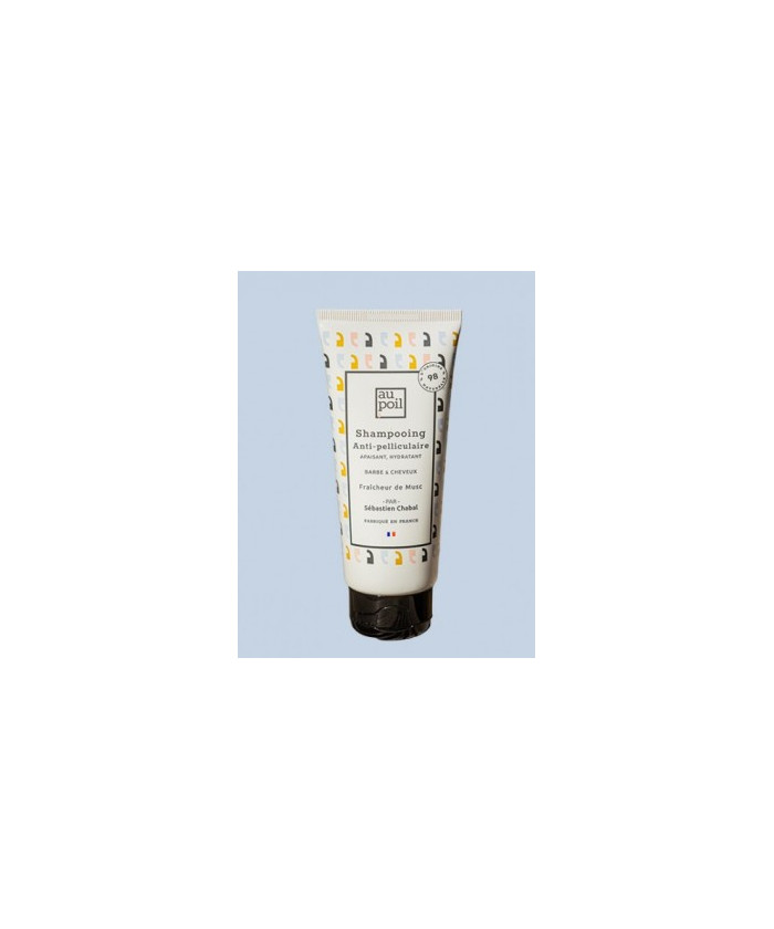 shampoing anti pelliculaire