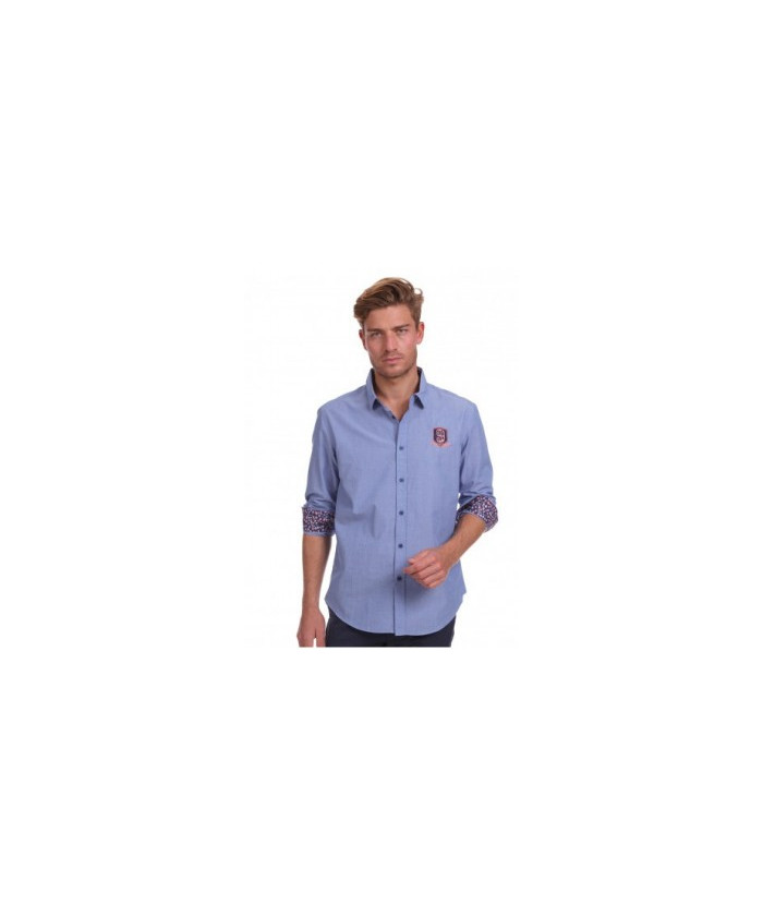 CHEMISE ML JEAN FRENCH RUGBY