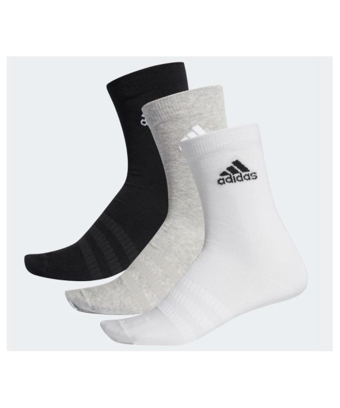 chaussettes adidas 3 couleurs