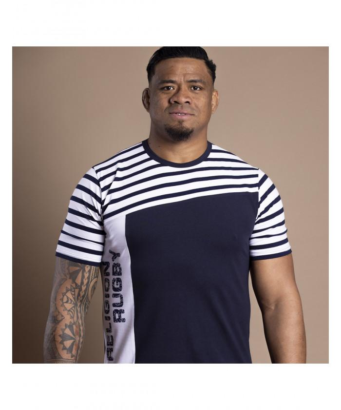 T-shirt Flanker - blanc