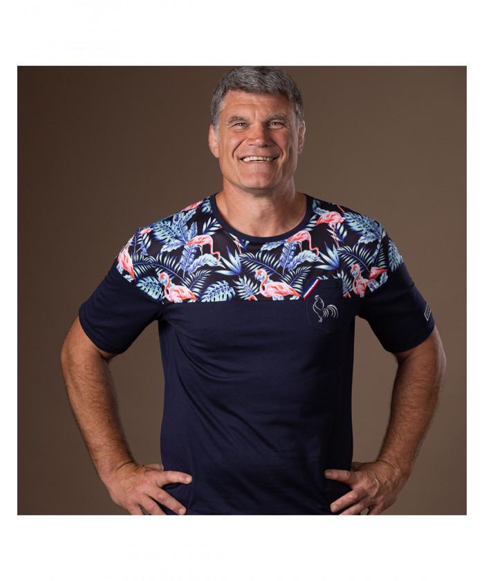 T-shirt Flamingo