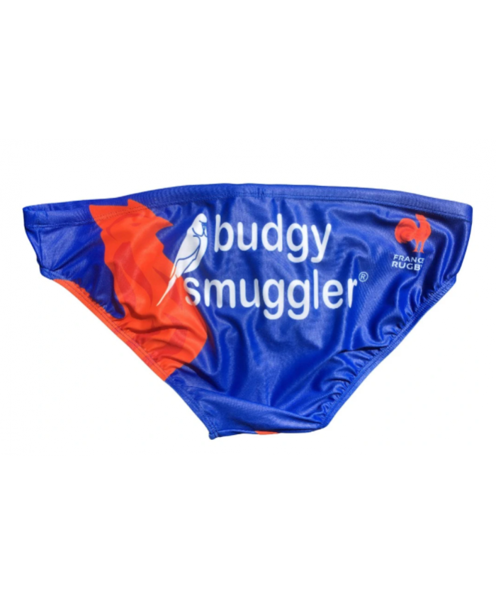Budgy FRANCE RUGBY BLEU