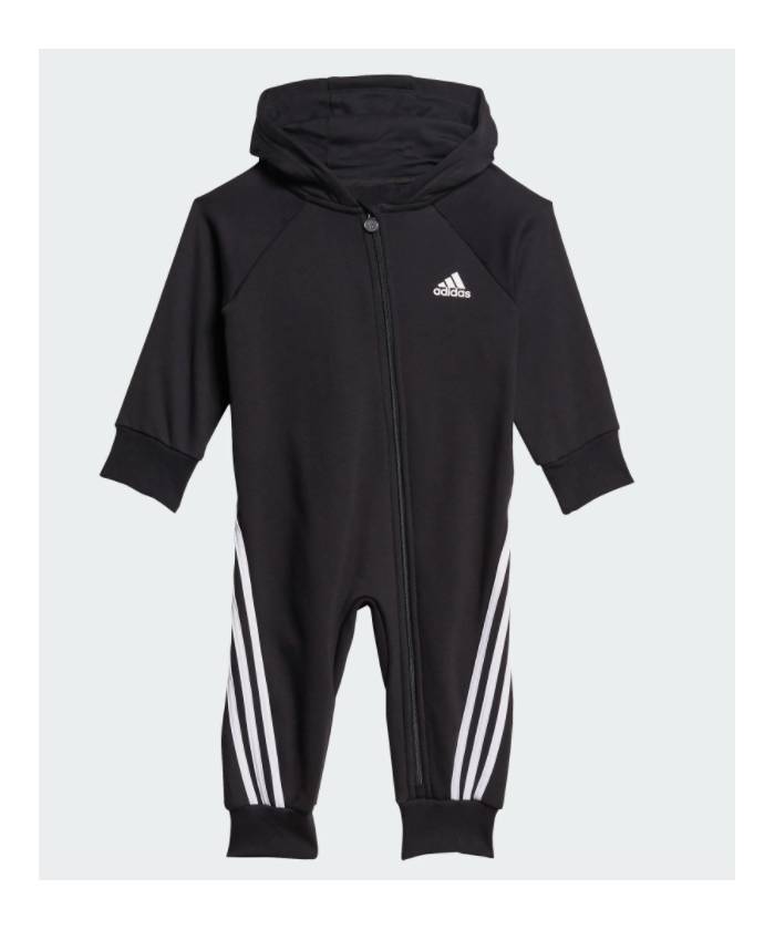 Grenouillère Noire Adidas