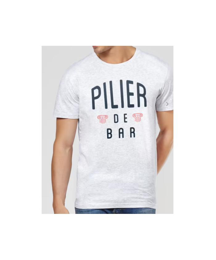 MONSIEUR TEE-SHIRT Pilier...