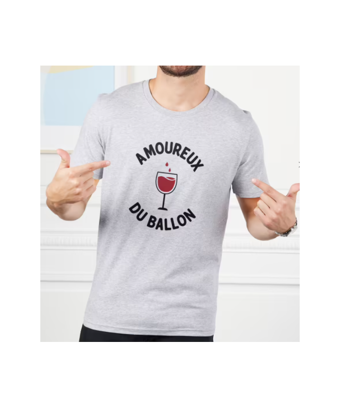 MONSIEUR TEE-SHIRT Amoureux...