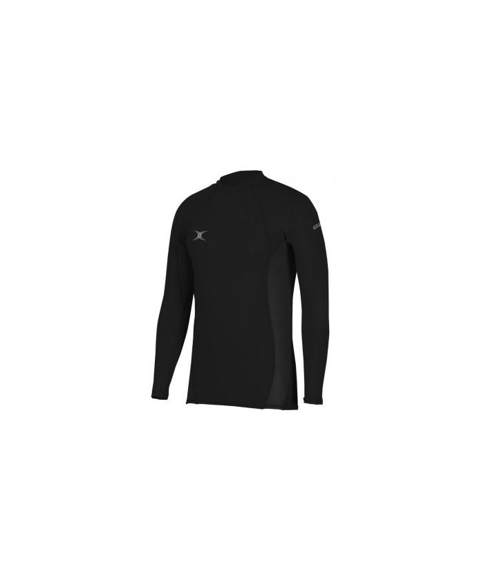 Tee-shirt baselayer Atomic Gilbert noir
