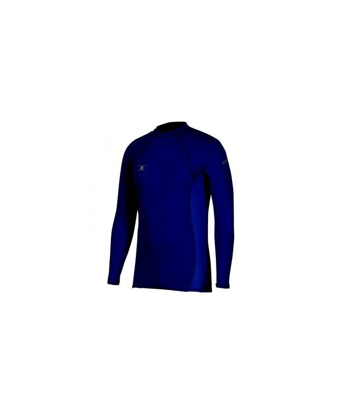 Tee shirt baselayer Atomic Gilbert marine foncé