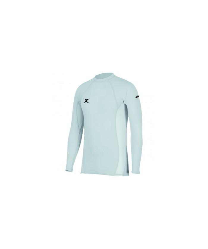 Tee shirt baselayer Atomic Gilbert blanc
