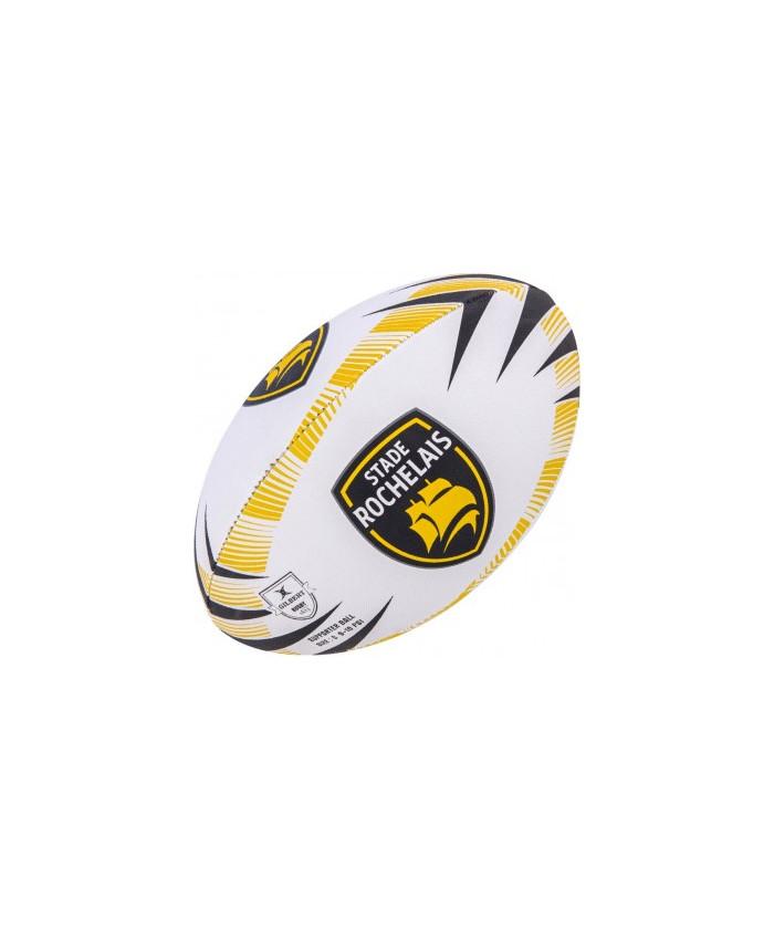Ballon rugby supporter La Rochelle ASR Gilbert