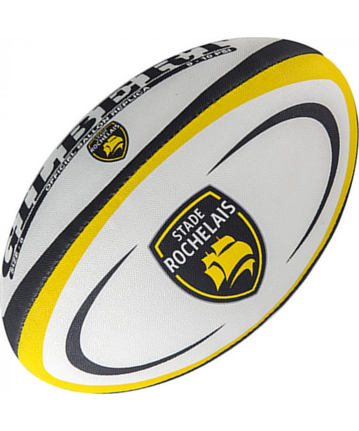 Ballon rugby replica La Rochelle ASR Gilbert